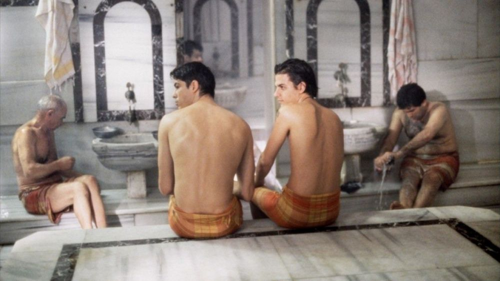 Ever wonder the gay facts about Turkish Baths? (1/3)
