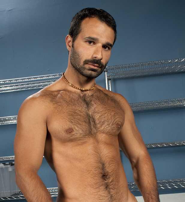 Finally! A Turkish Gay Porn Star : Aybars