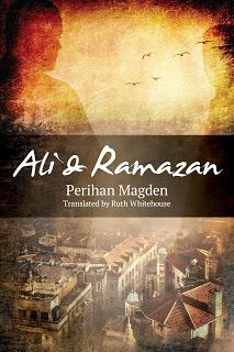 English book cover of Ali and Ramazan