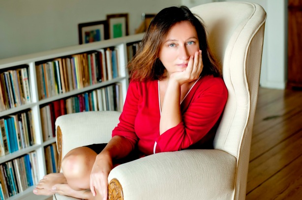 Author Perihan Mağden