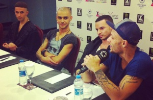 Kazaky İstanbul Press Conference-March 15th 2013