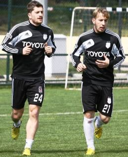 Besiktas Footballers