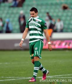 BursaSpor Footballer