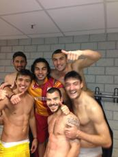 Galatasaray Locker Room