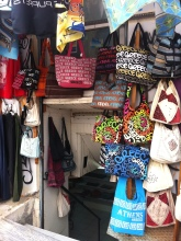 Bags in Plaka Area