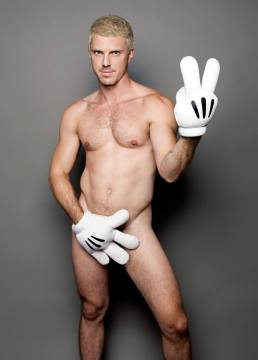 Jake Shears by Lukas Beyeler & Patrick Mettraux