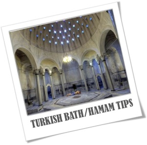 Please read our Turkish Baths & Saunas Instructions first!