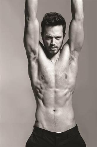 Pop stars men naked